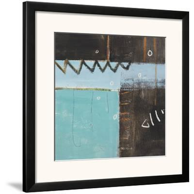 Fish Pier I-Mark Pulliam-Framed Giclee Print