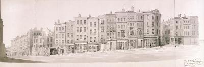 Fish Street Hill, London--Giclee Print