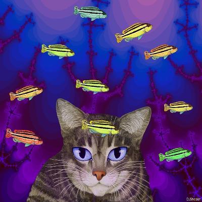 Fish Tales 12-David Sheskin-Giclee Print