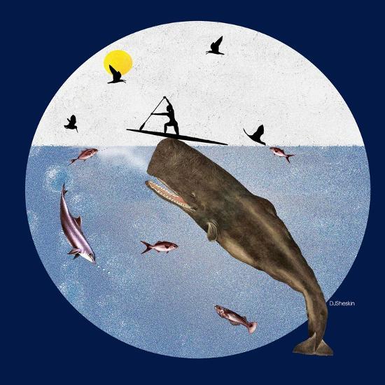 Fish Tales 50-David Sheskin-Giclee Print