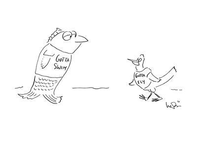 https://imgc.artprintimages.com/img/print/fish-wearing-t-shirt-that-says-gotta-swim-meets-bird-wearing-t-shirt-tha-new-yorker-cartoon_u-l-pgs95u0.jpg?p=0