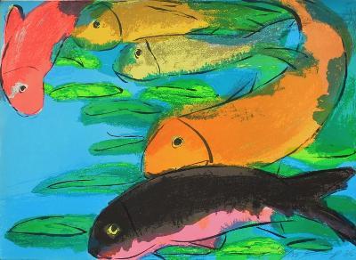 Fish-Walasse Ting-Limited Edition