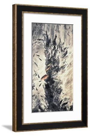 Fish-Chen Yang Si-Framed Giclee Print