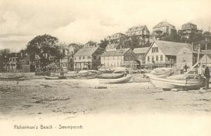 Fisherman's Beach, Swampscott, Mass.