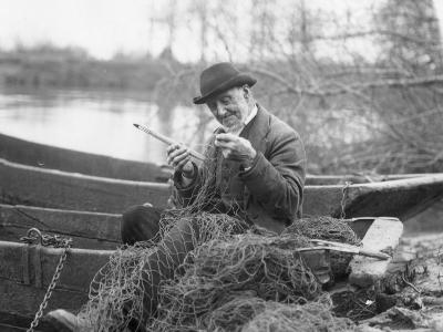 Fisherman--Photographic Print