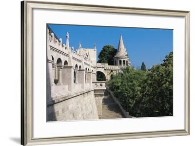 Fishermen's Bastion--Framed Photographic Print