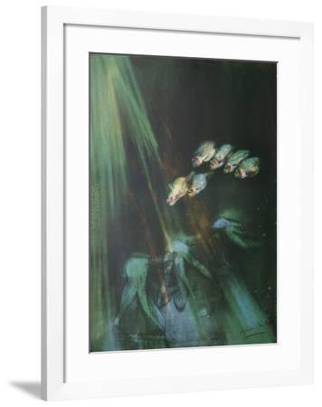 Fishes-Ka?ko Moti-Framed Premium Edition