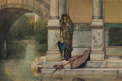 Fishing, 1875-Sir Lawrence Alma-Tadema-Giclee Print