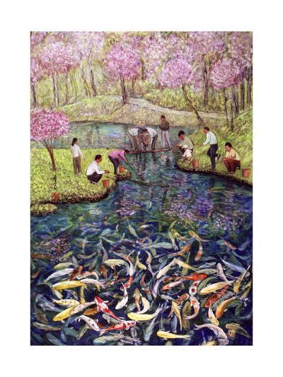 Fishing, 1996-Komi Chen-Giclee Print