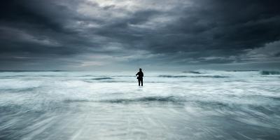 Fishing a Dream-Paulo Dias-Photographic Print