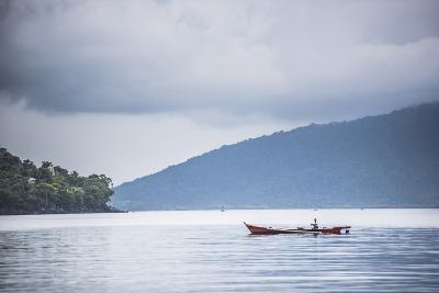 Fishing Boat, Pulau Weh Island, Aceh Province, Sumatra, Indonesia, Southeast Asia, Asia-Matthew Williams-Ellis-Photographic Print