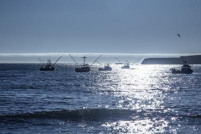Fishing Boats I-Rita Crane-Photographic Print