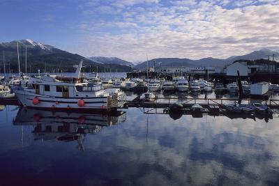 Fishing Boats, Prince Rupert, British Columbia, Canada-Gerry Reynolds-Photographic Print