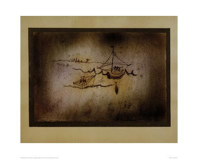Fishing Boats-Paul Klee-Giclee Print