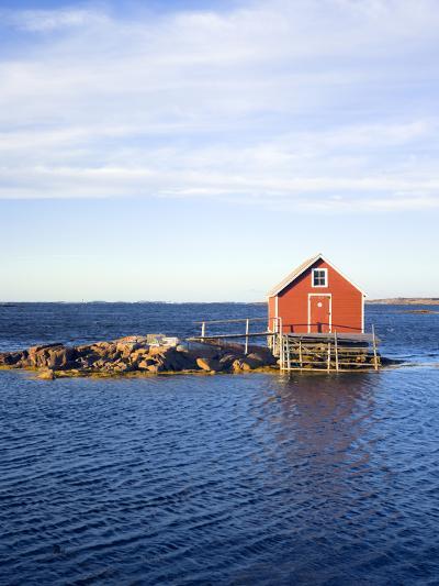 Fishing Hut, Fogo Island, Newfoundland, Canada, North America-Craig Easton-Photographic Print