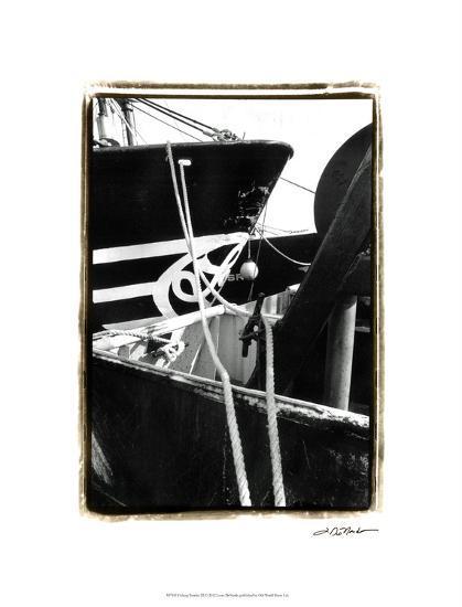 Fishing Trawler III-Laura Denardo-Premium Giclee Print