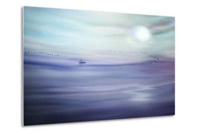 Fishing-Ursula Abresch-Metal Print