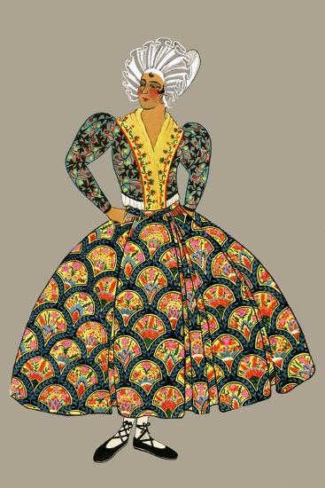 Fishmonger of Marseille-Elizabeth Whitney Moffat-Art Print