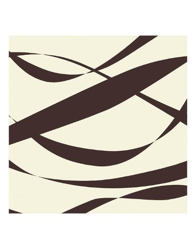 Fistral (praline)-Denise Duplock-Art Print
