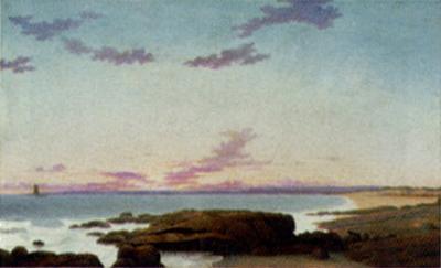 Ipswich Bay, c.1862