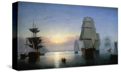 Lane: Boston Harbor