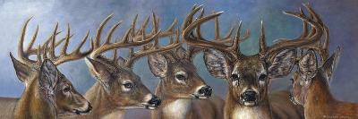 Five Bucks-Carolyn Mock-Art Print