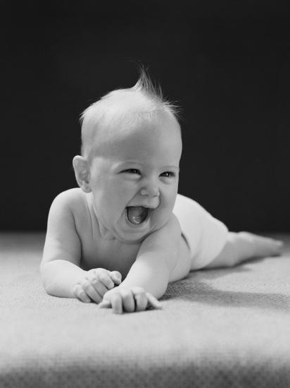 Five Month Old Baby-H^ Armstrong Roberts-Photographic Print