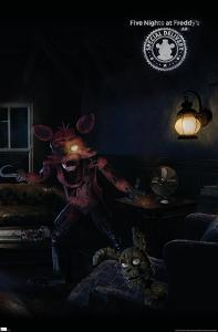Five Nights at Freddy's: Special Delivery - Triptych 3