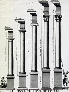 Five Orders of Architecture