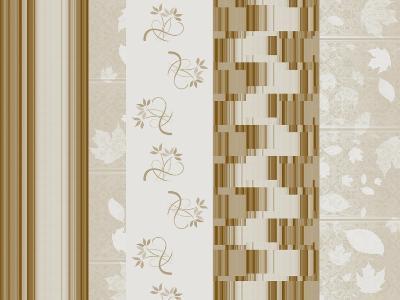Five Pattern Brown-Ruth Palmer-Art Print
