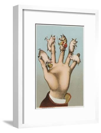 Five Pigs on Five Fingers