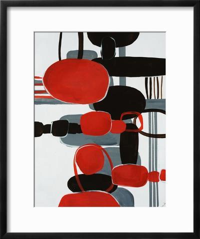 Fizz III-Sydney Edmunds-Framed Giclee Print