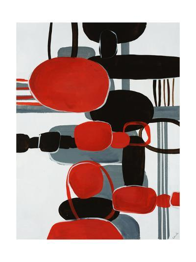 Fizz III-Sydney Edmunds-Giclee Print