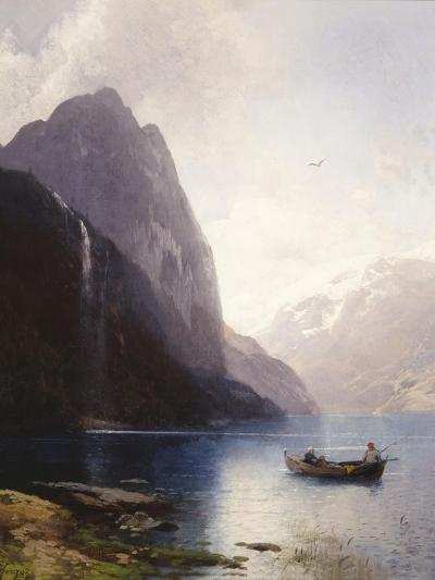 Fjords Norway-Herman Herzog-Art Print