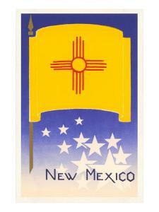 Flag of New Mexico