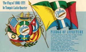Flag of Ybor City, Florida