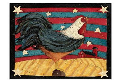 Flag-Dan Dipaolo-Art Print