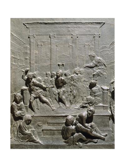 Flagellation of Christ-Francesco di Giorgio Martini -Giclee Print
