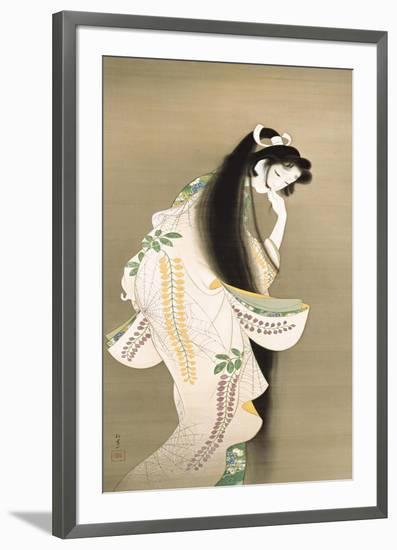 Flame-Shoen Uemura-Framed Giclee Print