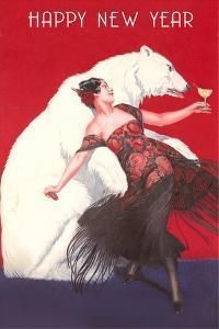 Flamenco Dancer, Polar Bear