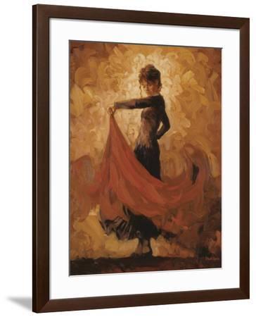 Flamenco I-Mark Spain-Framed Art Print