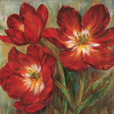 Flamenco Reds-Liv Carson-Premium Giclee Print