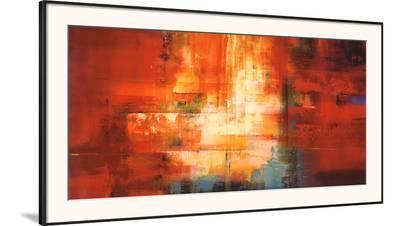 Flamenco-Kemp-Framed Art Print