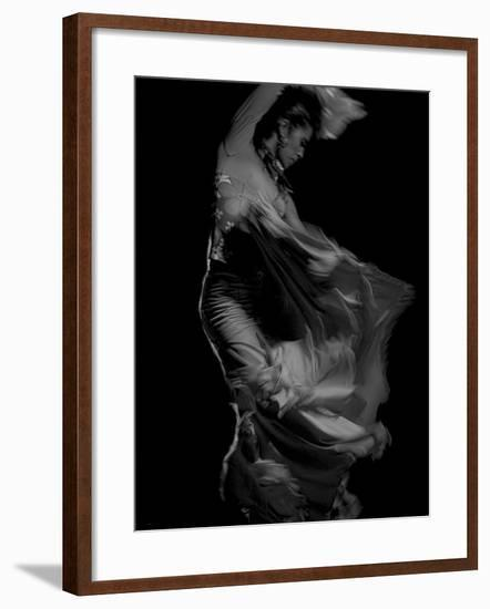 Flamenco-Tim Kahane-Framed Photographic Print