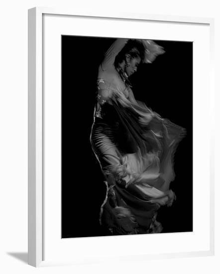 Flamenco-Tim Kahane-Framed Photographic Print
