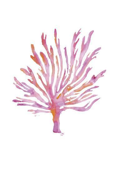 Flaming Tree-Pam Varacek-Art Print