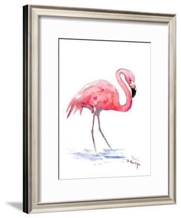 Flamingo 3-Suren Nersisyan-Framed Art Print
