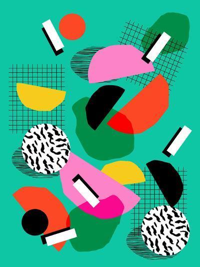 Flange-Wacka Designs-Art Print