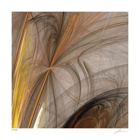 Flash Point 2-James Burghardt-Giclee Print