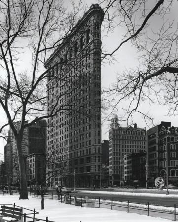 Flatiron Building-Christopher Bliss-Art Print